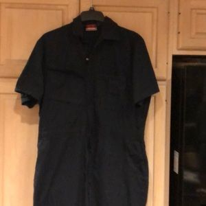 Craftsman non-insulated jumpsuit for car mechanic